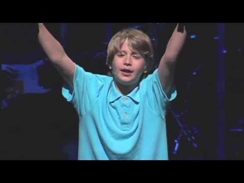 11 Year Old Proclaiming Jesus Throughout the Bible