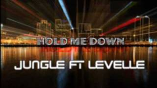 JUNGAL FT LEVELLE - HOLD ME DOWN