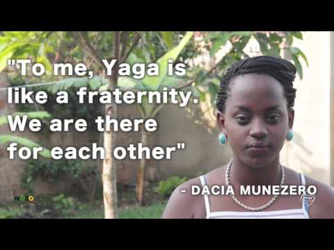 Yaga bloggers collective in Burundi