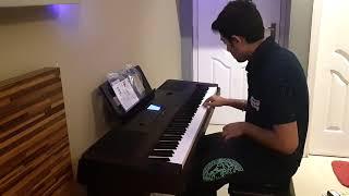 DEKHA EK KHWAB | Silsila 1981 | Piano Version | Rohit Banerjee | Amitabh Bachchan | Rekha