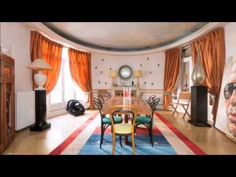 Courcelles. Luxury 4 bedroom Apartment for sale in Paris 8th.