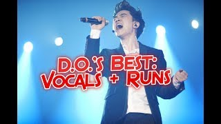 EXO D.O. (Kyungsoo) Best High Notes / Vocals + Runs - Supported Vocal Range | 엑소 - 디오 : 고음모음 + 애드립들