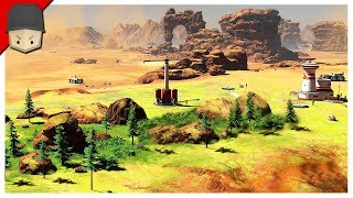 Surviving Mars : Green Planet - Ep.02 : FIRST PEOPLE ON MARS! (Surviving Mars Gameplay)