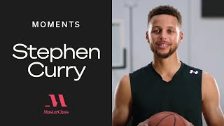 Where Stephen Curry aims | MasterClass