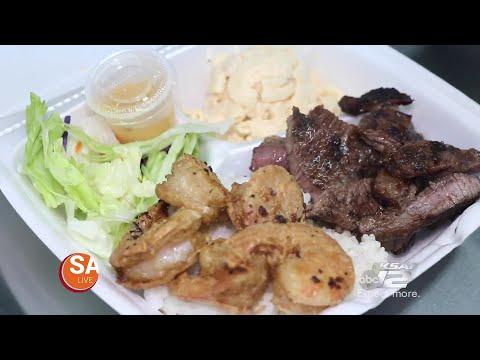 Elder Eats: New Hawaiian Restaurant In San Antonio, TX   SA Live   KSAT 12 News