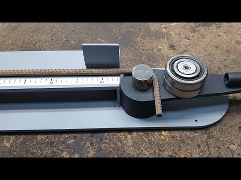 Homemade Sheet Metal Bender from YouTube · Duration:  6 minutes 59 seconds