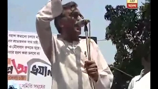 Surjya Kanta Mishra demands unconditional release of the CPM MLA