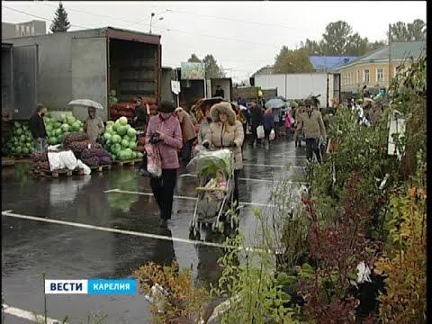 20 Сельхозярмарка в Петрозаводске переедет на Октябрьский пр.