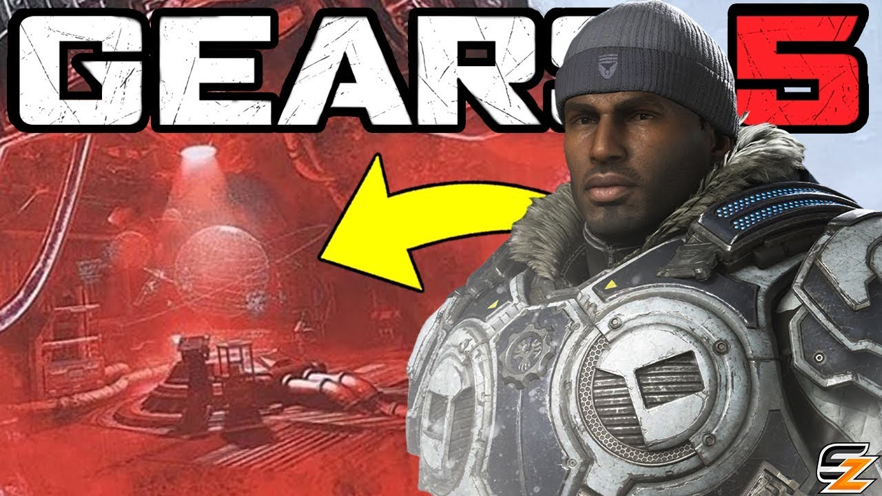 GEARS 5 Campaign - First Look at New Del Walker Character in Gears 5! thumbnail