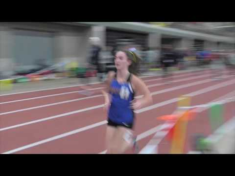 WOMEN'S INDOOR TRACK & FIELD: 2018 MASCAC Championships