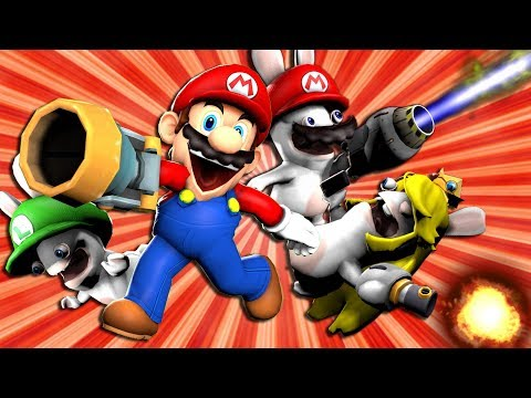 Download Youtube: SMG4: Stupid Mario Rabbids