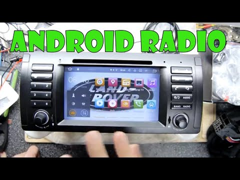 Teardown Lab - Xmas Special Erisin Android Radio for BMW and Landrover