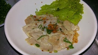 Popular Duck Noodles At Ta Khmao - Eating Noodles In Duck Soup - Cambodian Popular Breakfast