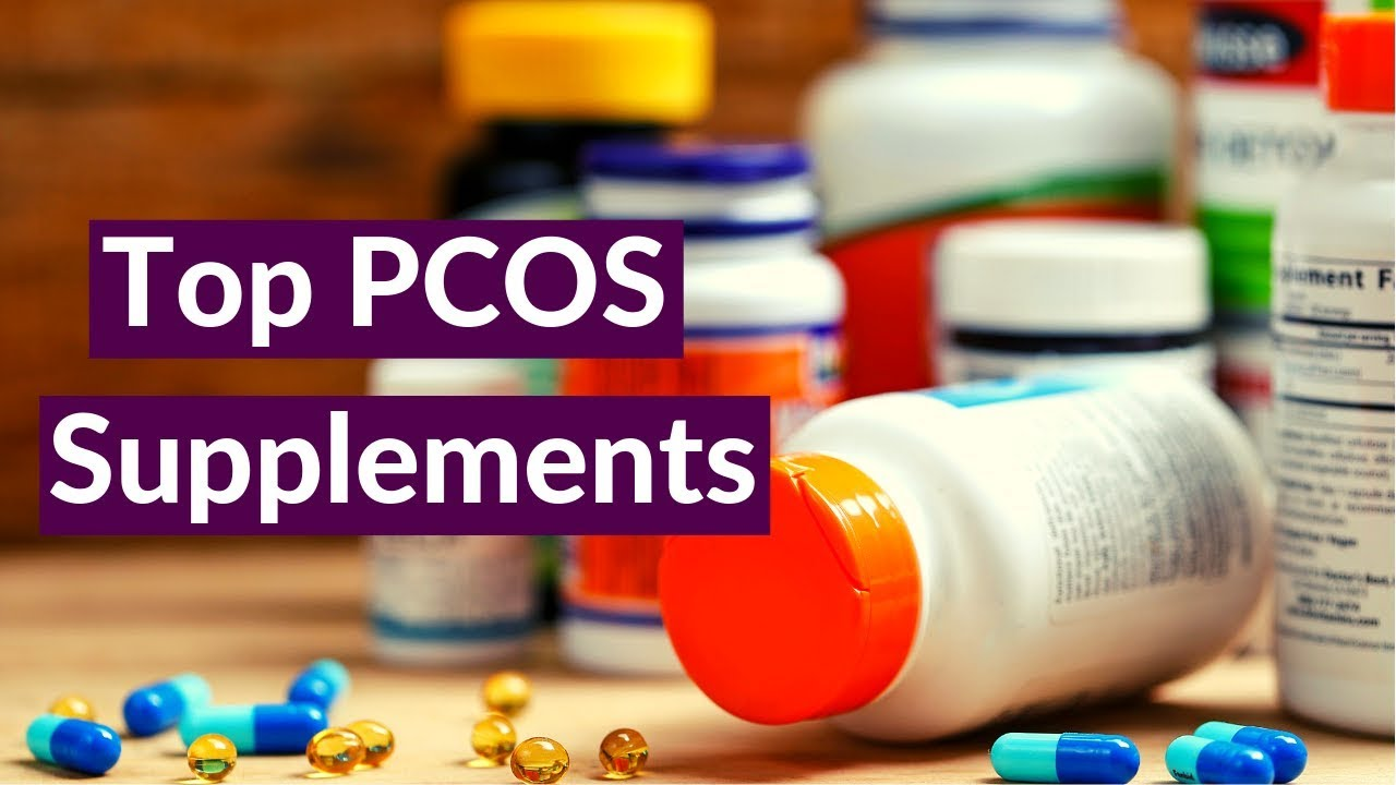 PCOS Treatment: Top 3 Supplements