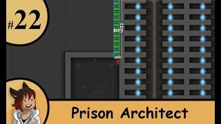 Prison architect part 22 - heating need