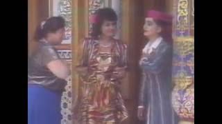 Фильм Концерт Мухаббат Шамаевой1991г ''Тановор''- танцует Фируза Салихова