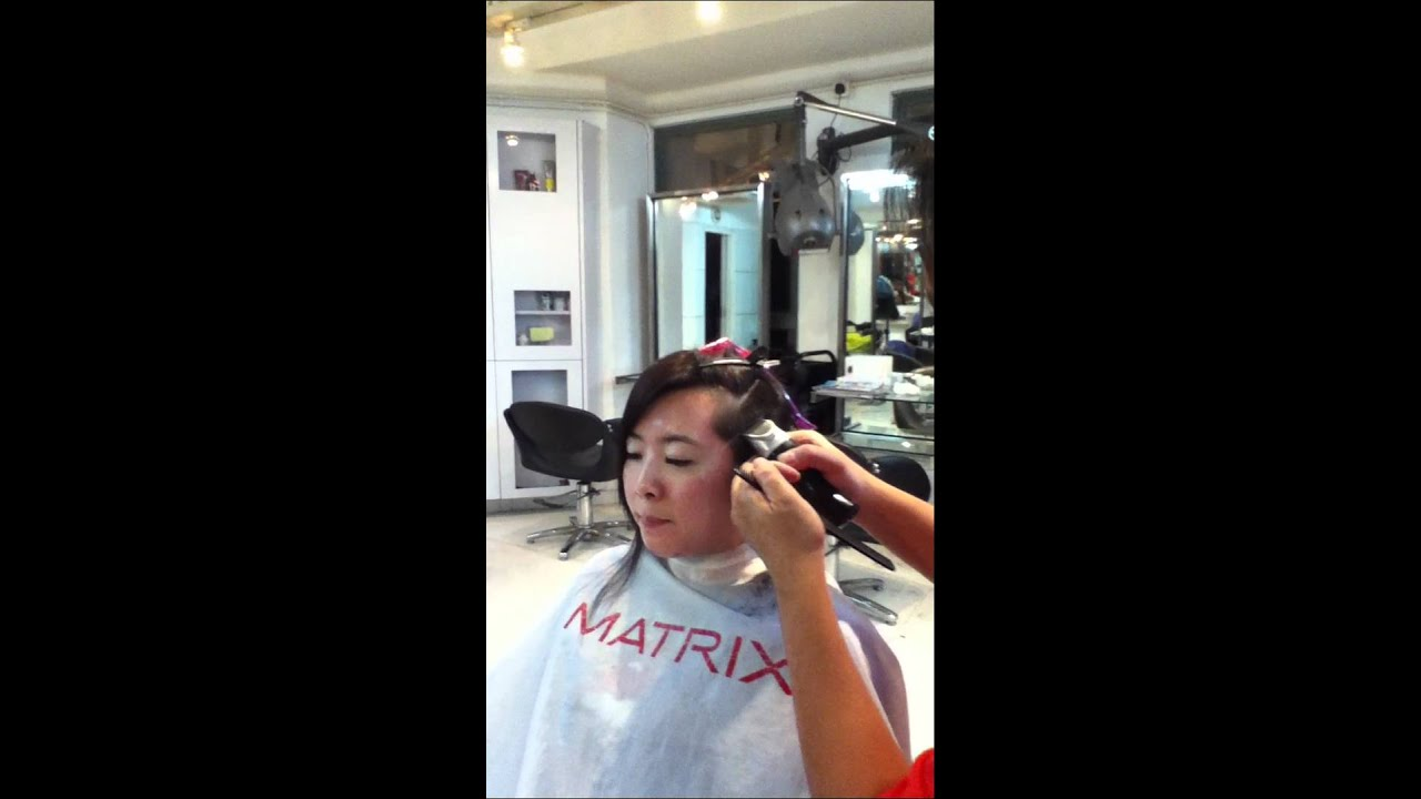 Getting Undercut With 2 Racing Stripes D Youtube