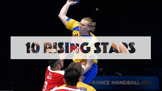 Top 10 Handball Rising Stars of World championship 2017