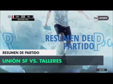 Resumen de Unión SF vs Talleres (3-0) | Fecha 25 - Superliga Argentina 2017/2018