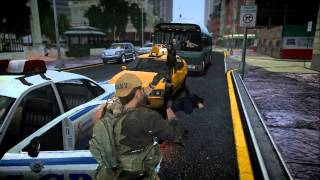 GTA IV - MOD / MOH Dusty [PlayerPed]