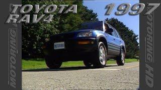 The 1997 Toyota Rav4 - Throwback Thursday