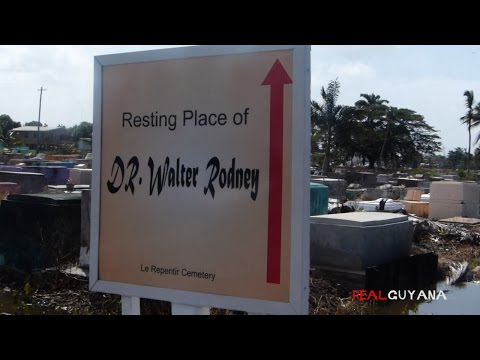Son Of The Soil - You Won't Believe Where Walter Rodney Is Buried!
