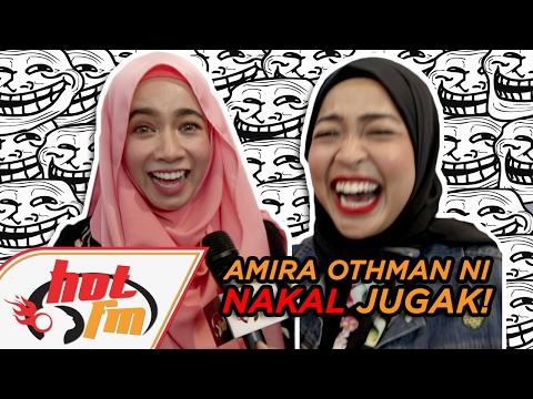 Parok bohh Amira Othman mengira tu! - Cak Bersama Sarancak