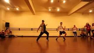 STSDS: CJ Salvador Masterclass | Pretty Ricky - Grind On Me