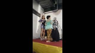 EDAN TURUN WITH ARTIS BOKONG SEMOK-GOYANG PATAH PATAH