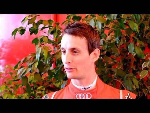 WEC - 2015 Le Mans 24 Hours - Olivier Jarvis Interview