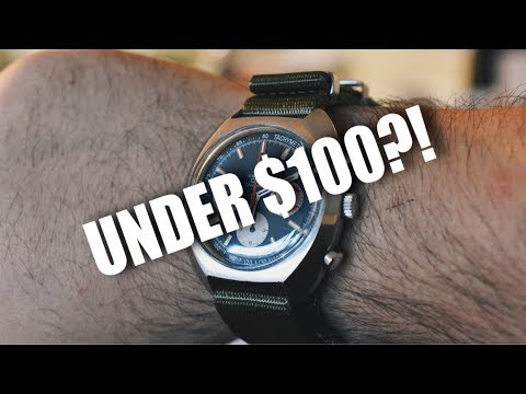 The Best Watches You Can Find For UNDER $100