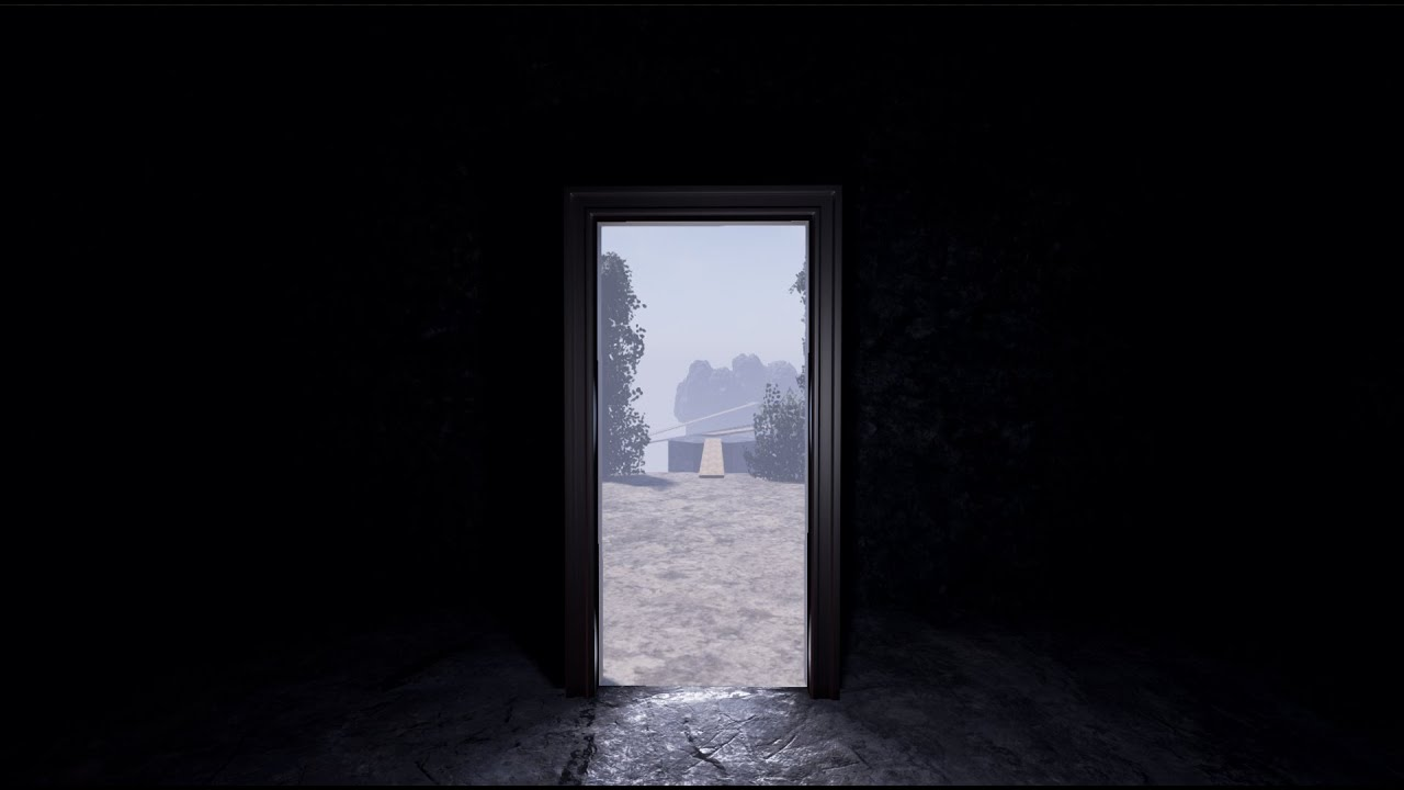 & Unreal Engine 4 - Portal doors WIP - YouTube