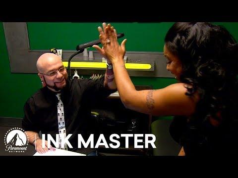 Ink Master Season 4, Episode 9: Warrior Elimination Tattoo