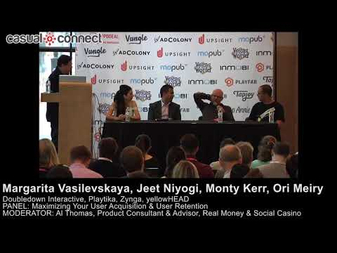 Maximizing Your User Acquisition & User Retention | Panel