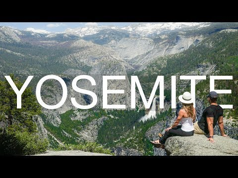 The Couple's guide to Yosemite National Park