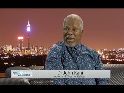 Tonight With Tim Modise | John Kani