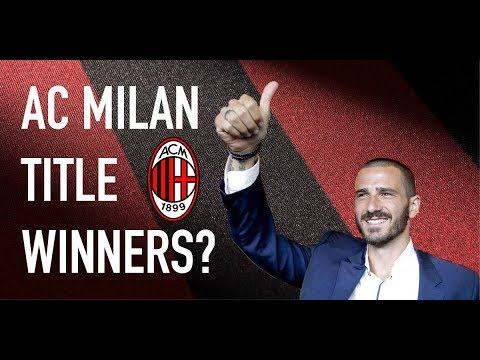 Has Bonucci made AC Milan genuine Serie A title challengers?