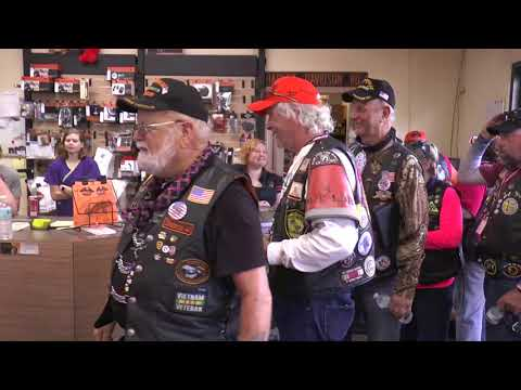 Mikey - 17th Annual Trail of Honor is This Weekend