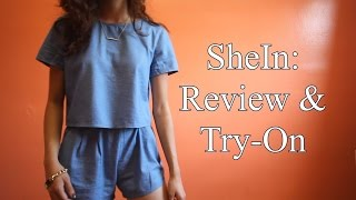 SheIn | Review & Try-On Haul