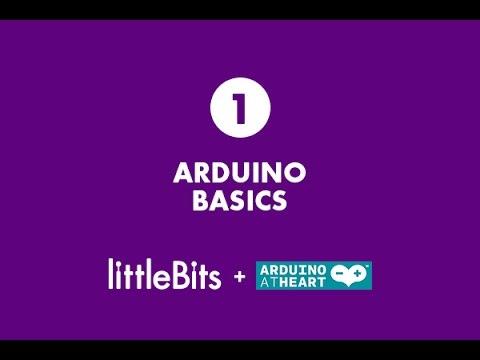 Introduction to Arduino Programming I: Basics