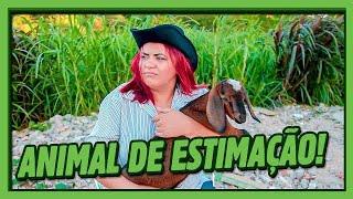 ANIMAL DE ESTIMAÇÃO!