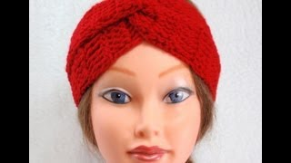 Diy, Crochet Headband Turban, Tutorial, Diy Simple And Quick Gift