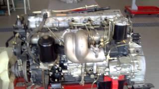 Mitsubishi (V6,V8) cylinder turbo diesel engine