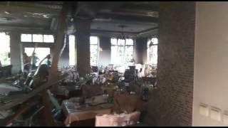 Сгоревший банкетный зал в Махачкале(, 2016-08-01T14:39:05.000Z)