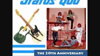 Watch Status Quo Singing The Blues video