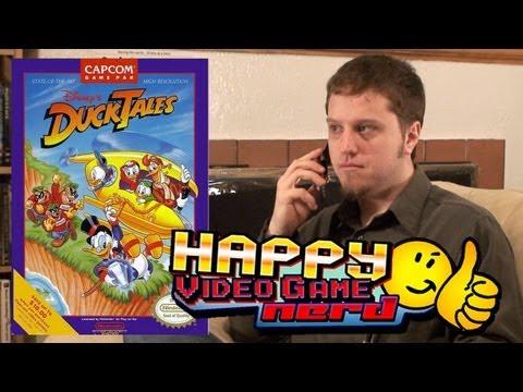 Free Download Happy Video Game Nerd: Ducktales (nes) Mp3 dan Mp4