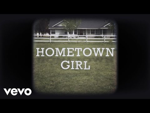 Josh Turner - Hometown Girl (Lyric Video)