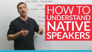 Video Learn English: How to understand native speakers download MP3, 3GP, MP4, WEBM, AVI, FLV Juni 2018