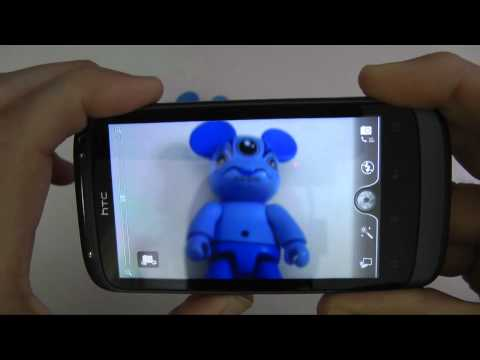 HTC Desire S - Photo & HD Video Performance