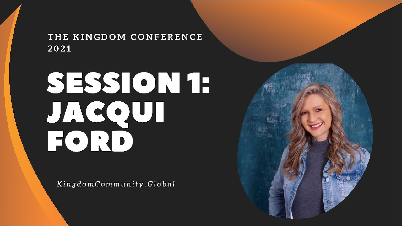 Session 1  - The Work of An Evangelist - Jacqui Ford
